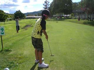 ゴルフ子2