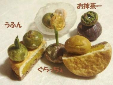 焼き菓子〔パンプキン中〕かぼちゃ達③