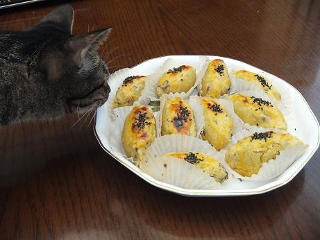 レモンとスイートポテト