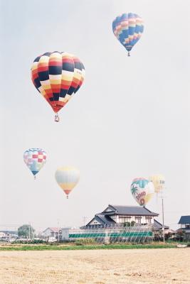 会津塩川バルーンフェスティバル2008