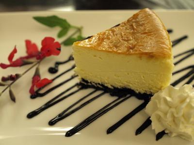 まったりチーズケーキ@ドッグカフェK-STYLE