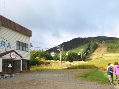 ゴンドラ山麓駅(あだたらエクスプレス)