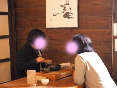 ワークショップ「台湾茶藝」@折折倶楽部グループ展vol.3