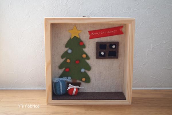 ミニフレーム クリスマスver.