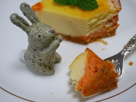 パプリカチーズケーキP1210416