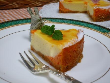 パプリカチーズケーキP1210413