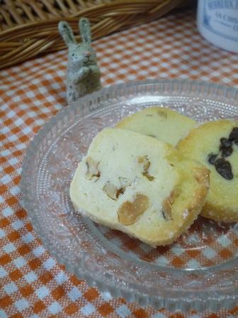 ナッツ入りクッキーP1220401
