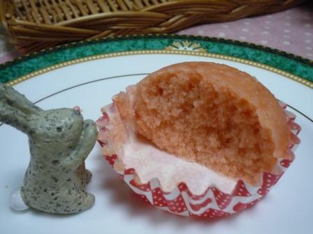米粉イチゴ蒸しパンP1220714