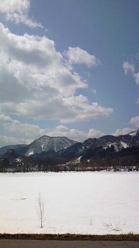 20120408の雪状態