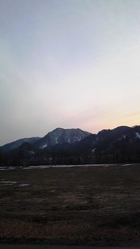 20120413の雪状態