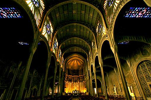 サン・クリストフ・ドゥ・ジャヴェル教会