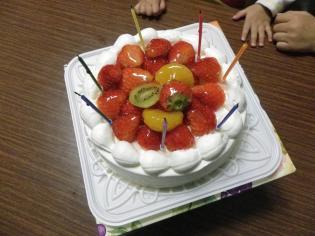 10歳誕生日1