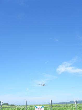 2012.6飛行機離陸1