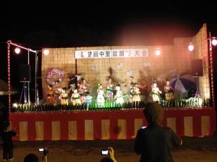 2012.8中里祭り2