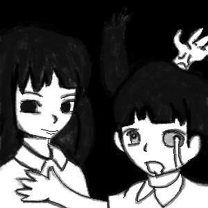 モノ江とモノ子