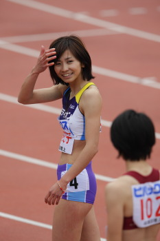 木村文子選手