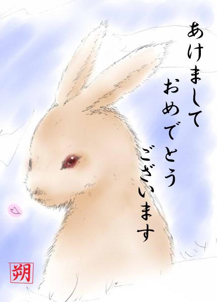 2011_うさぎ_ryuin