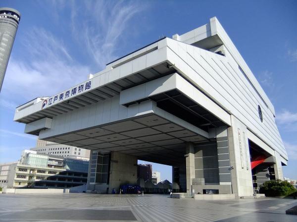江戸東京博物館3〔フリー写真〕