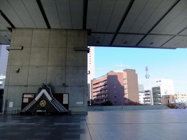 江戸東京博物館11〔フリー写真〕