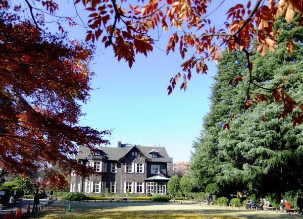 旧古河庭園15〔フリー写真〕