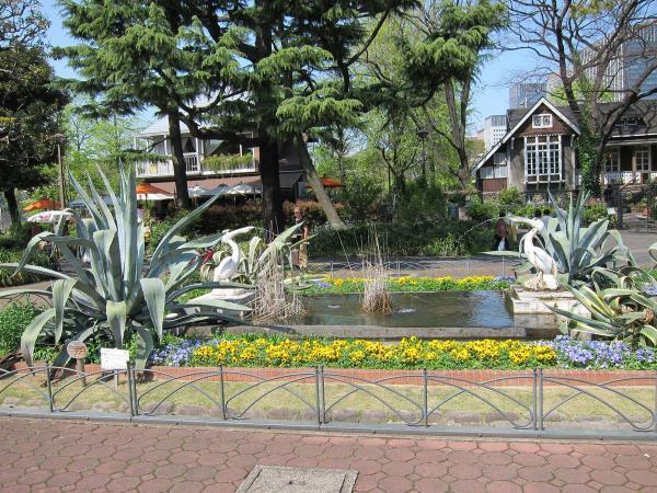 日比谷公園 第一花壇1〔フリー写真〕