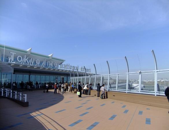 羽田空港 国際線ターミナル12〔フリー写真〕