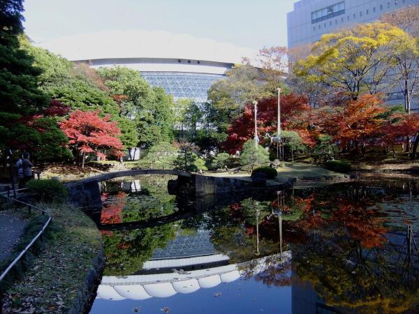 小石川後楽園9〔フリー写真〕
