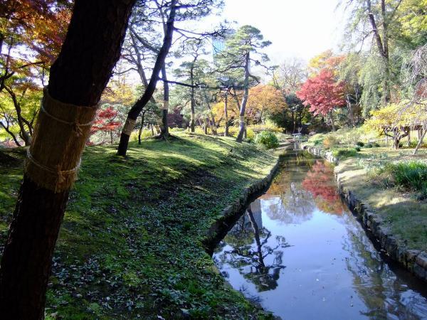 小石川後楽園36〔フリー写真〕