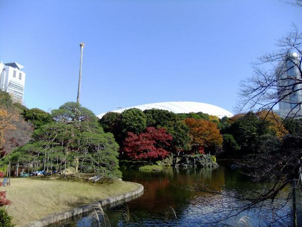小石川後楽園39〔フリー写真〕