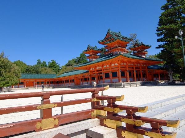 平安神宮4〔フリー写真〕