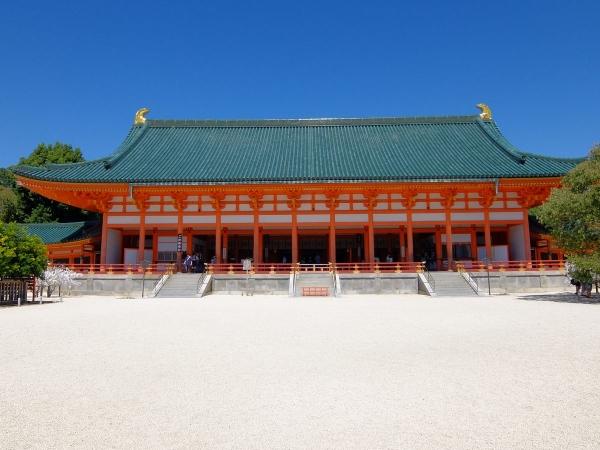 平安神宮5〔フリー写真〕