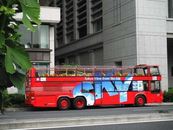 スカイバス東京1〔フリー写真〕