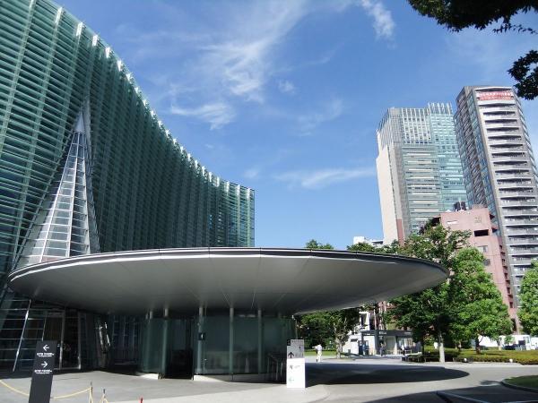 新国立美術館6〔フリー写真〕