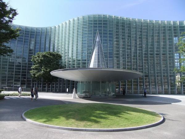 新国立美術館7〔フリー写真〕