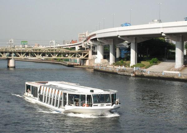 隅田川1〔フリー写真〕