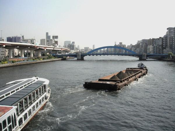 隅田川3〔フリー写真〕