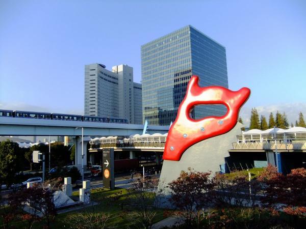 東京ビッグサイト1〔フリー写真〕