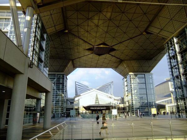 東京ビッグサイト6〔フリー写真〕