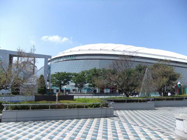東京ドームシティ1〔フリー写真〕