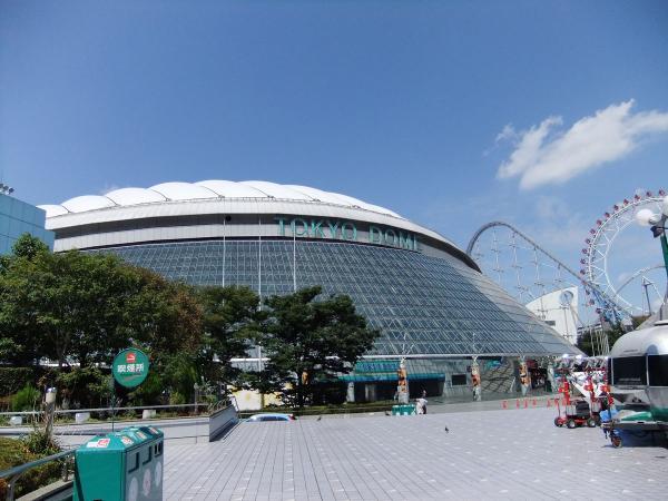 東京ドームシティ3〔フリー写真〕
