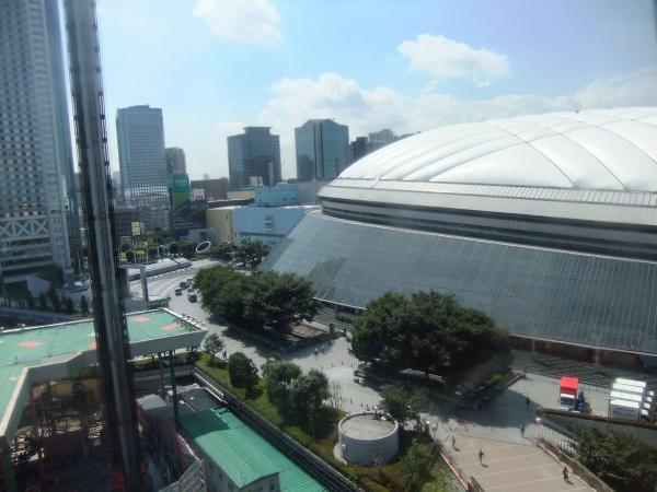 東京ドームシティ4〔フリー写真〕