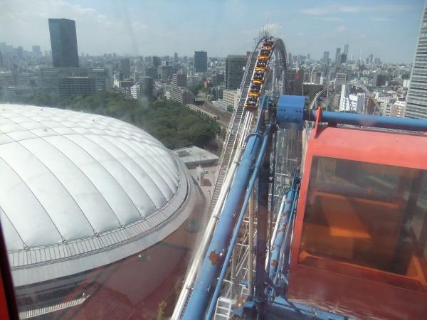 東京ドームシティ5〔フリー写真〕