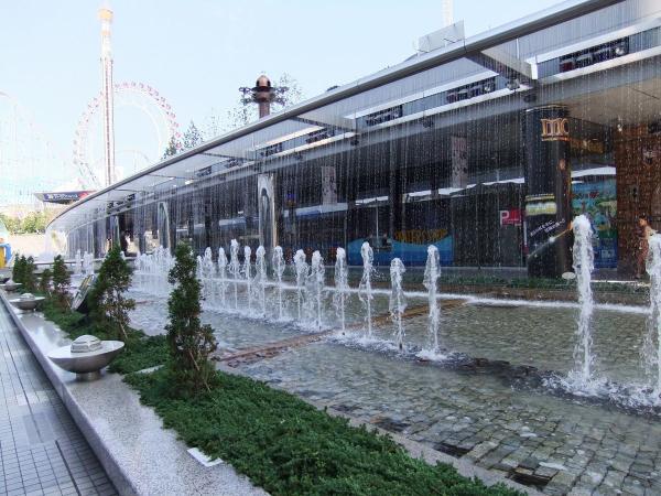 東京ドームシティ6〔フリー写真〕