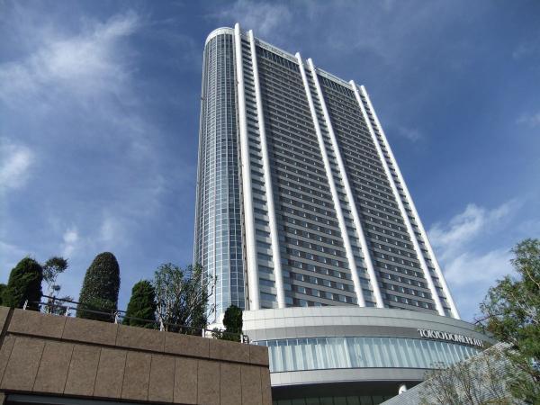 東京ドームホテル1〔フリー写真〕