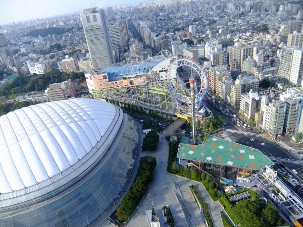 東京ドームシティ8〔フリー写真〕