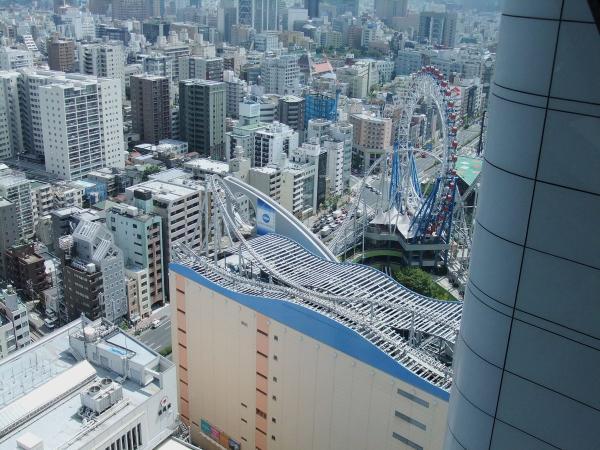 東京ドームシティ11〔フリー写真〕