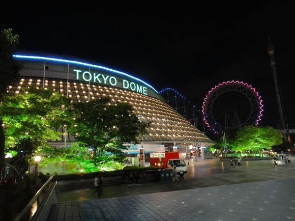 東京ドームシティ12〔フリー写真〕