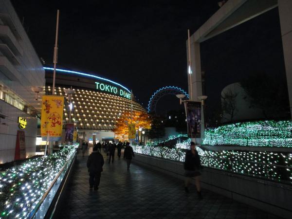 東京ドームシティ16〔フリー写真〕