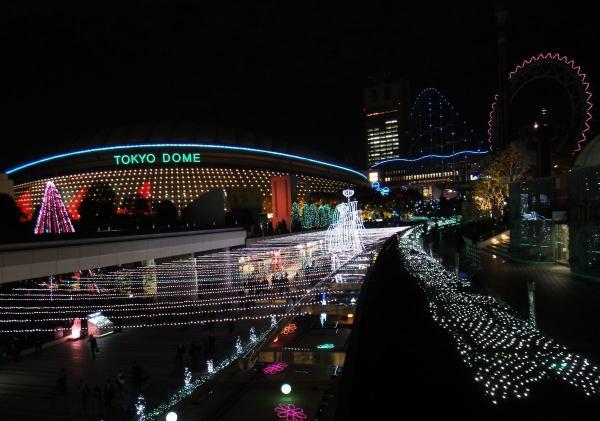 東京ドームシティ18〔フリー写真〕
