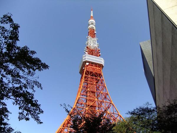 東京タワー2〔フリー写真〕